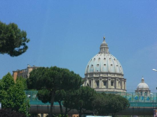 B&B Domus Claudia San Pietro: panorama