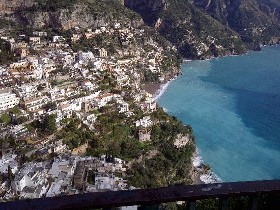 Amalfiküste, Italien: Positano, panorama