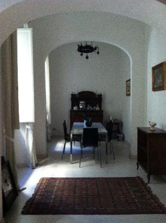 B&B Il Gattopardo Firenze : in the hall