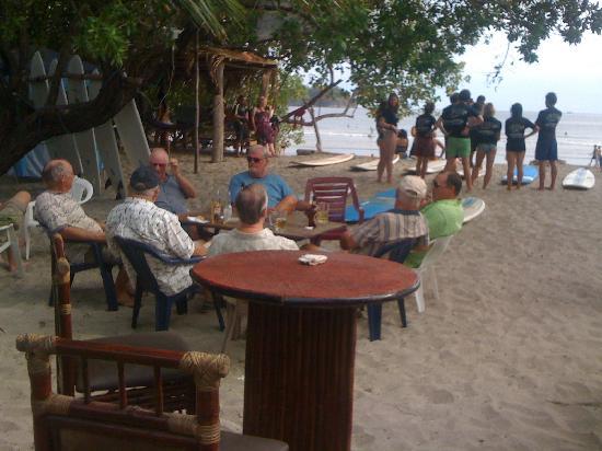 Lo Que Hay : Close to all beach amenities