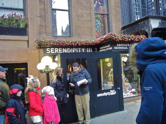 Entrance - Picture of Serendipity 3, New York City ...