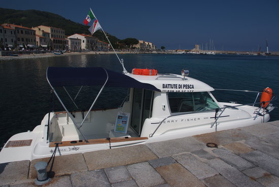 Charter di pesca GI.CA Io