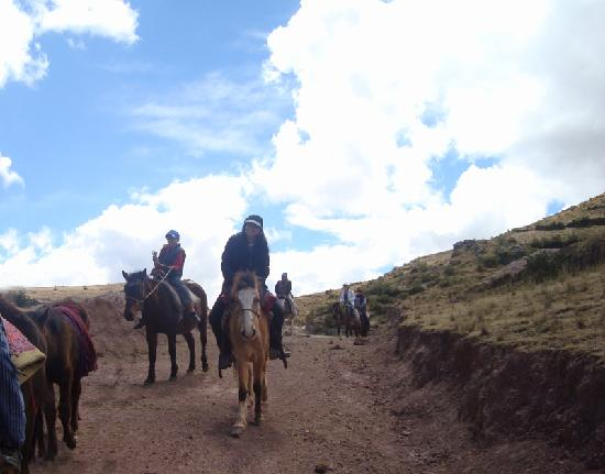 La Casa de Barro Lodge & Restaurant: Horseback Riding