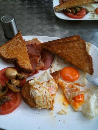 G'Day Cafe: Big breakfast