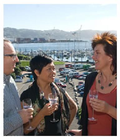 Wild About Wellington: A Wellington moment with Jennifer