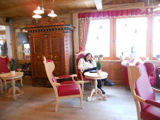 Hotel Antermoia: Bar 1