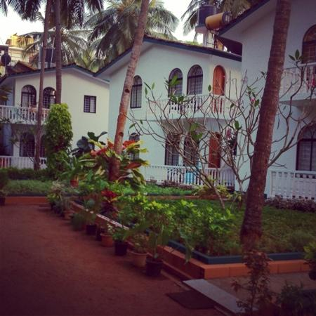 Albuquerque Holiday Villas Candolim Goa India