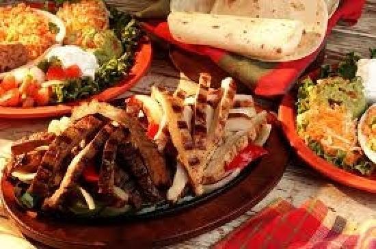 El Azteca: Fajitas Mix