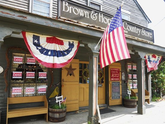 Brown and Hopkins Country Store