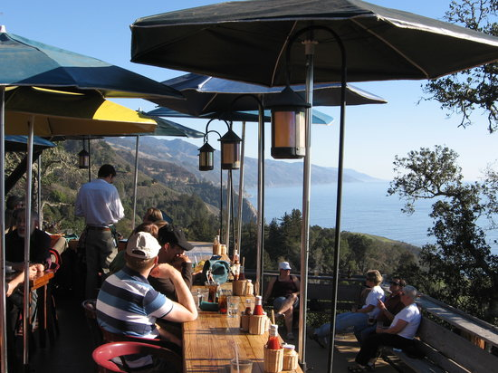 A Friend in Town Tours : Lunch on Big Sur