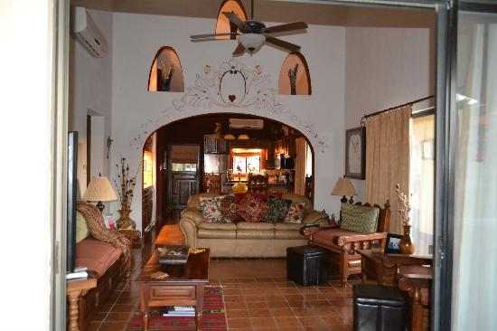 Cabo Caliente Vacation Properties: Marina Sol E 304 View of open plan