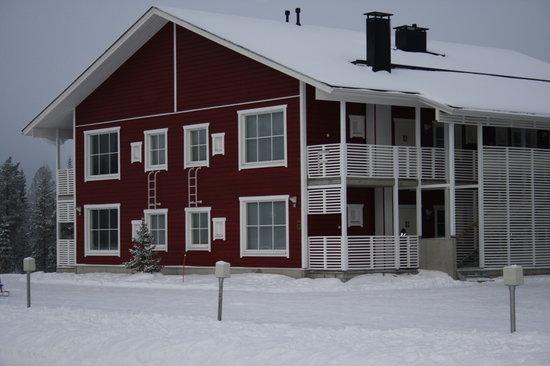 Lapland Hotel Akashotelli: Fab Apartments