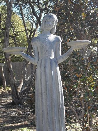 John Muir Picture Of Bonaventure Cemetery Savannah