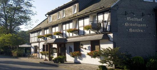 Landschafts-Gasthaus Bräutigam Hanses: Hausansicht