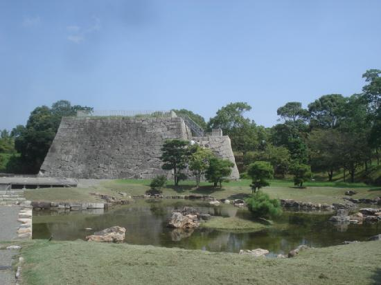 Remains of Ako Castle: 城跡