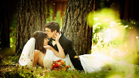 Five Pine Lodge & Spa: Beautiful Weddings!