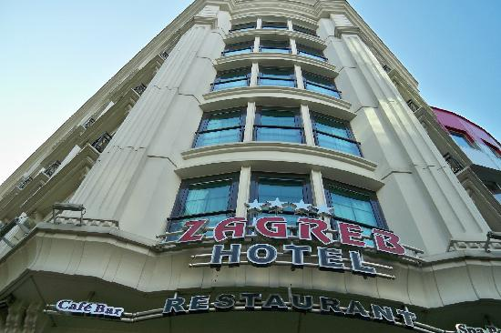 Esterno Picture Of Zagreb Hotel Istanbul Tripadvisor