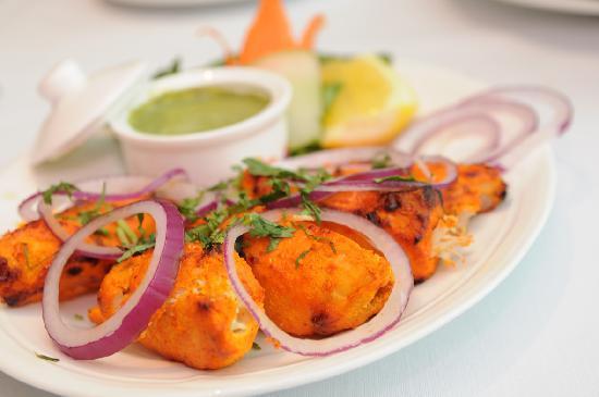 Salam Bombay : Yummy Chicken !