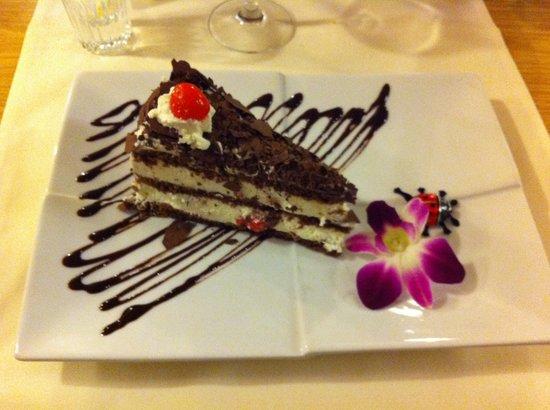 Restaurant Frieden: Dessert