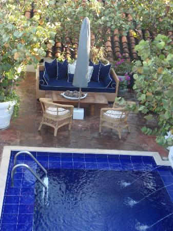 Agua Hotel: pool area