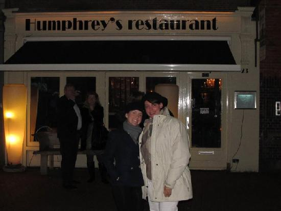 Humphrey's Amsterdam: Outside