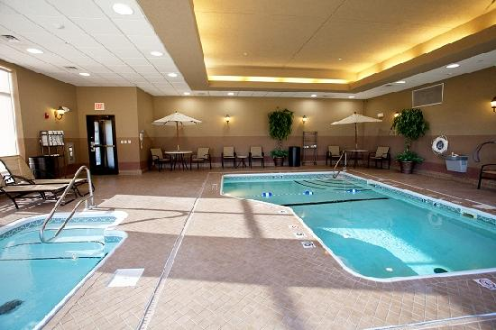 Holiday Inn Express & Suites - Medical District: Indoor Pool & Spa