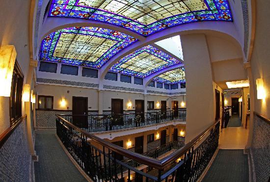 Hampton Inn & Suites Mexico City - Centro Historico: Interior
