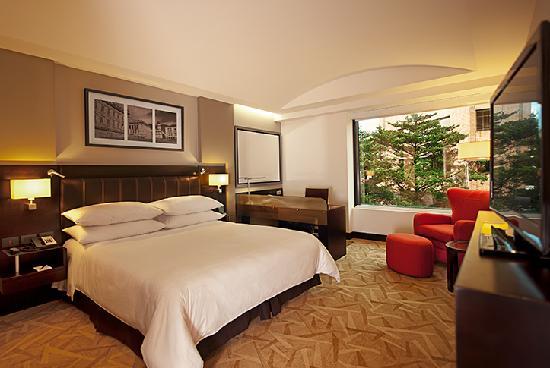 Hilton Bogota: King Deluxe Room