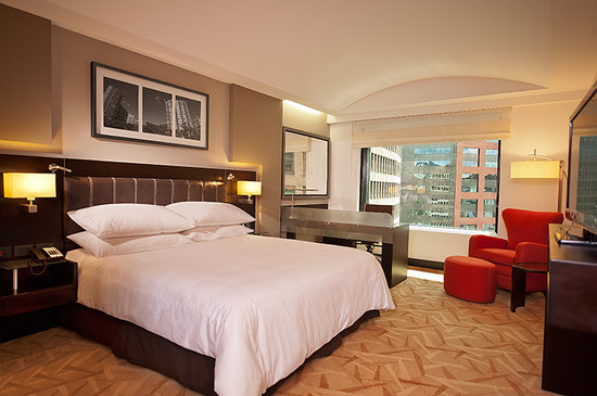 Hilton Bogota: King Deluxe Executive Room