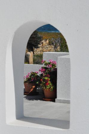 Villa Marandi Luxury Suites: scorcio