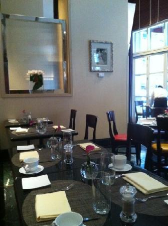 Gaby Brasserie Francaise: le Gaby au Sofitel New York