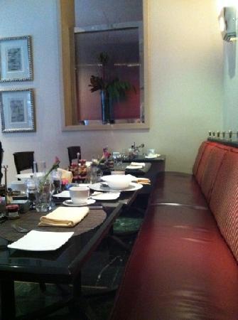 Gaby Brasserie Francaise: Restaurant Gaby