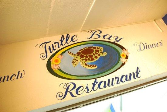 Turtle Bay Cafe: Turtle Bay Restaurant