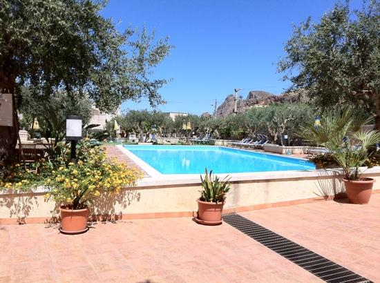 Hotel Stella Stern: zona piscina