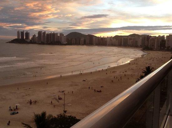 Pitangueiras beach