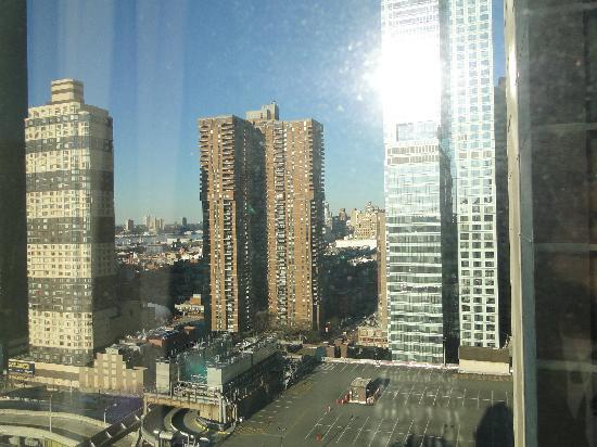 Holiday Inn Express New York City Times Square: Vistas desde la habitación