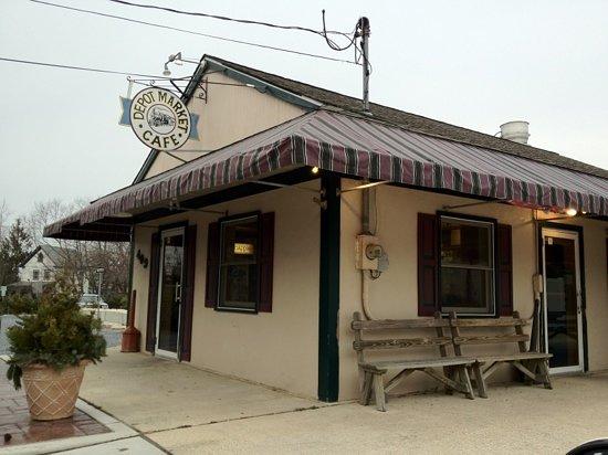Entrance - The Depot Photo