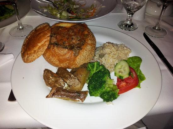 Enigma Restaurant : Local cuisine from Lindos