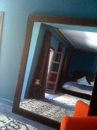 Villa Warhol : Suite bleue