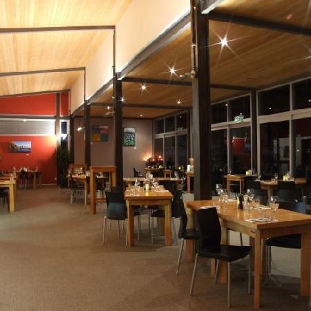 Gusto Restaurant: Night dining