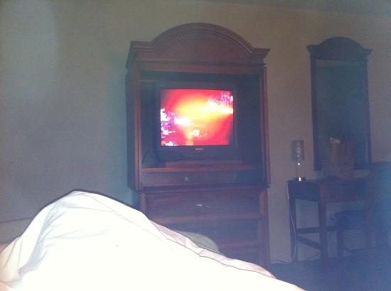 Chablis Inn: comfy beds!