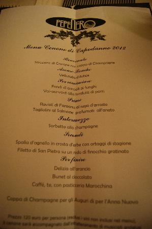 Pepe S Restaurant Menu
