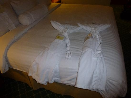 Barcelo Guatemala City: The robes