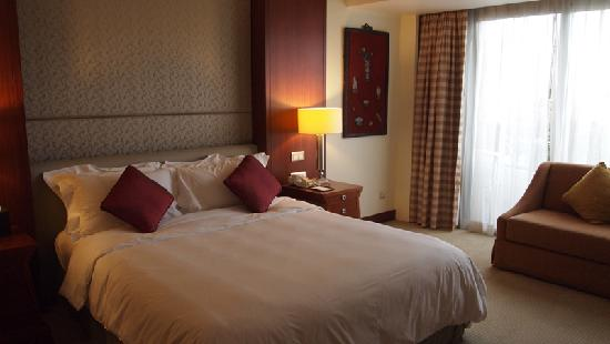 Copthorne King's Hotel Singapore: another view of the suite