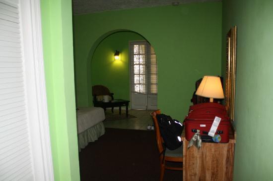 El Greco Hotel: Hotel room #15