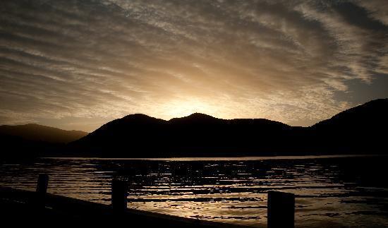 Lake Paringa Lodge張圖片