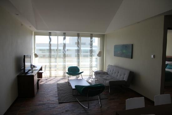 Occidental Cartagena: hotel room