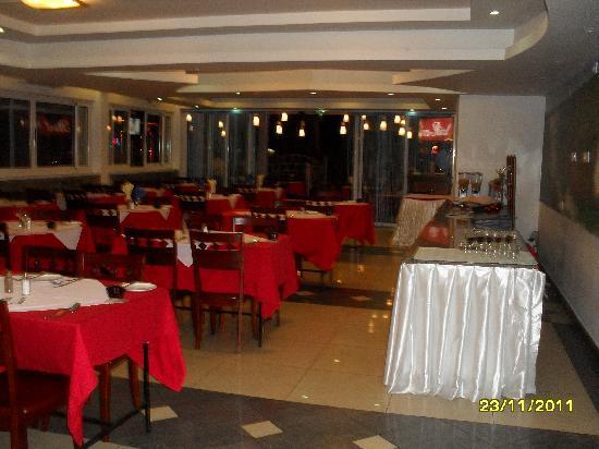 Manisa Hotel: sale a manger