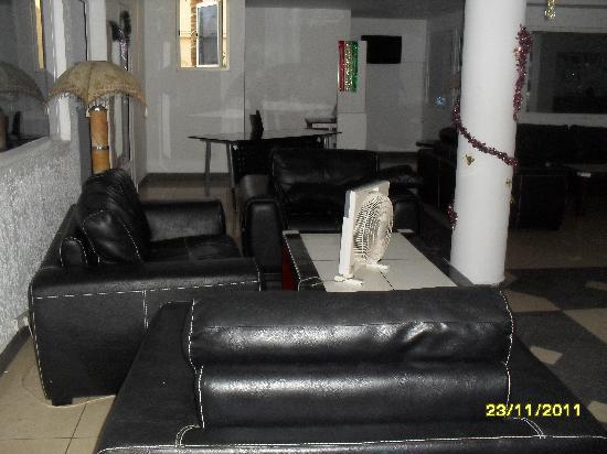 Manisa Hotel: salon