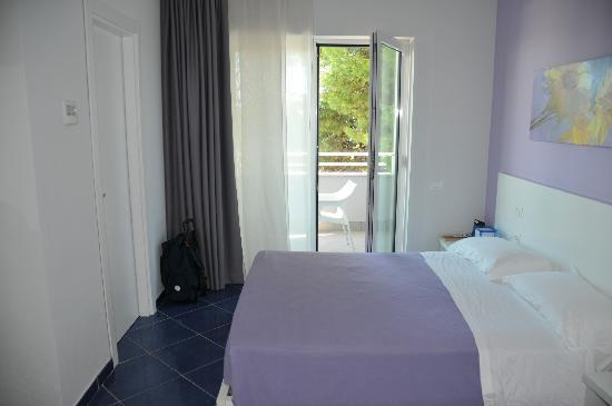 Aurea Hotel Tortoreto Lido: una stanza dell'Hotel Aurea